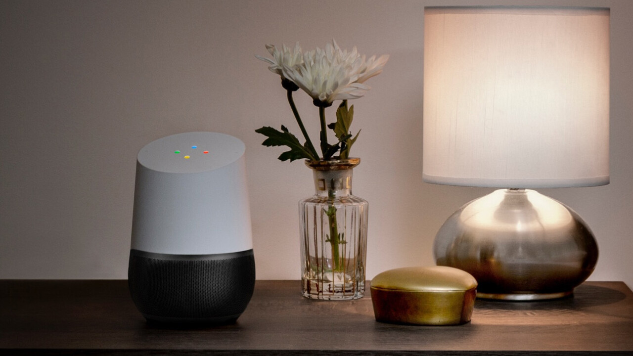 Google Home rolls out multiple-user support