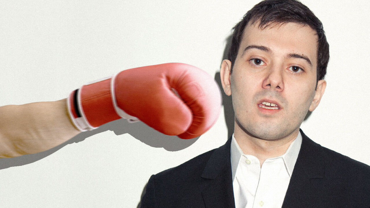 High school heroes recreate the pill Martin Shkreli priced at $750 for a measly $20