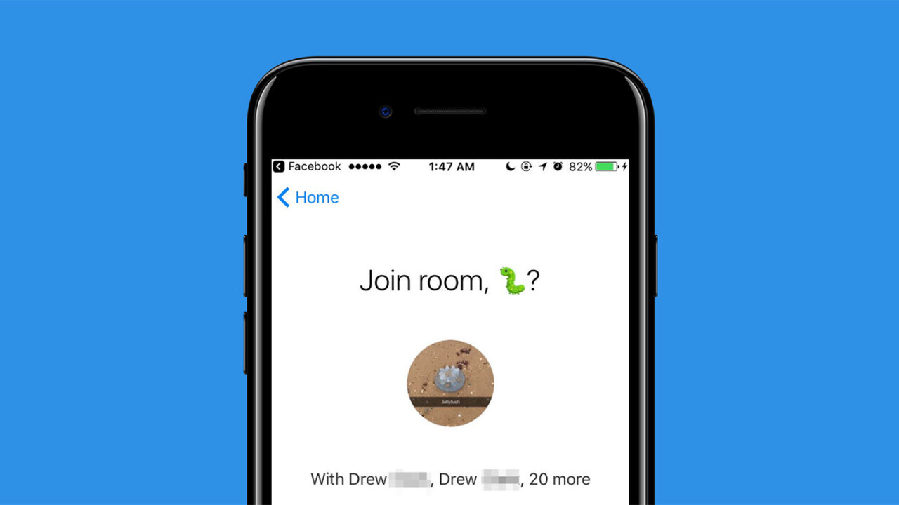 Facebook might be bringing public chat rooms to Messenger