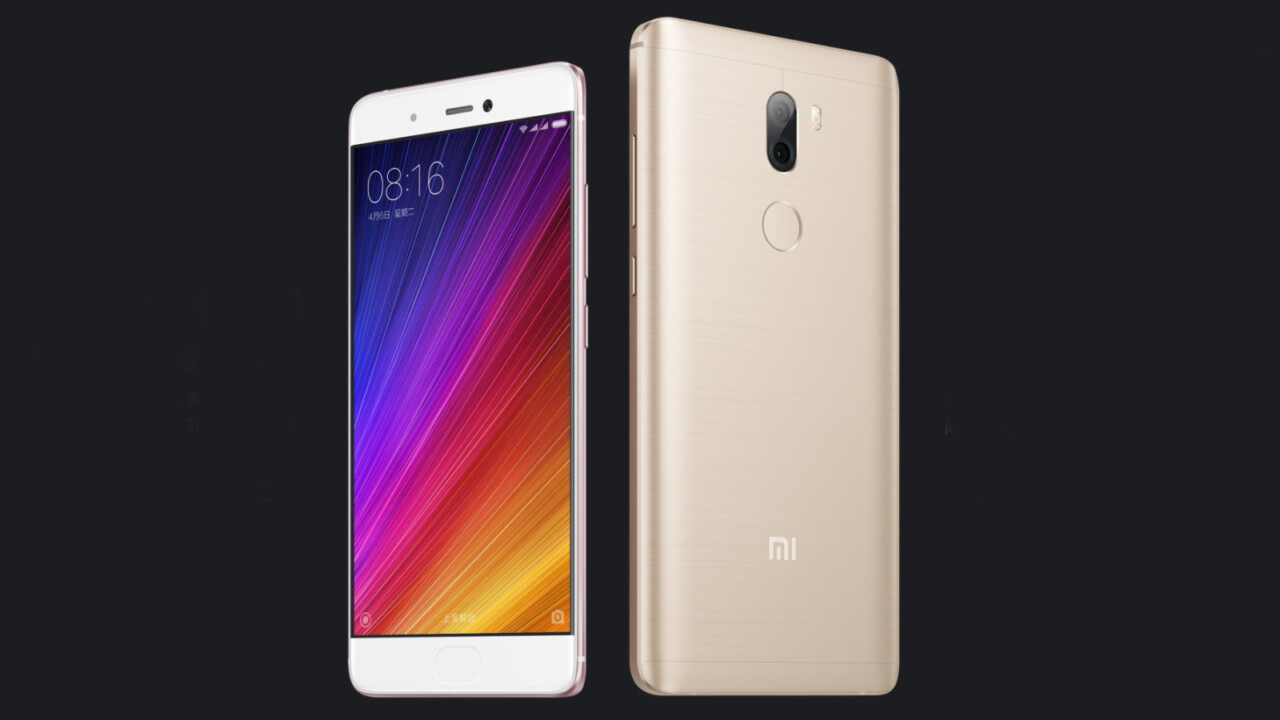 Xiaomi puts the pedal to the metal with its new Mi 5s and 5s Plus flagship phones