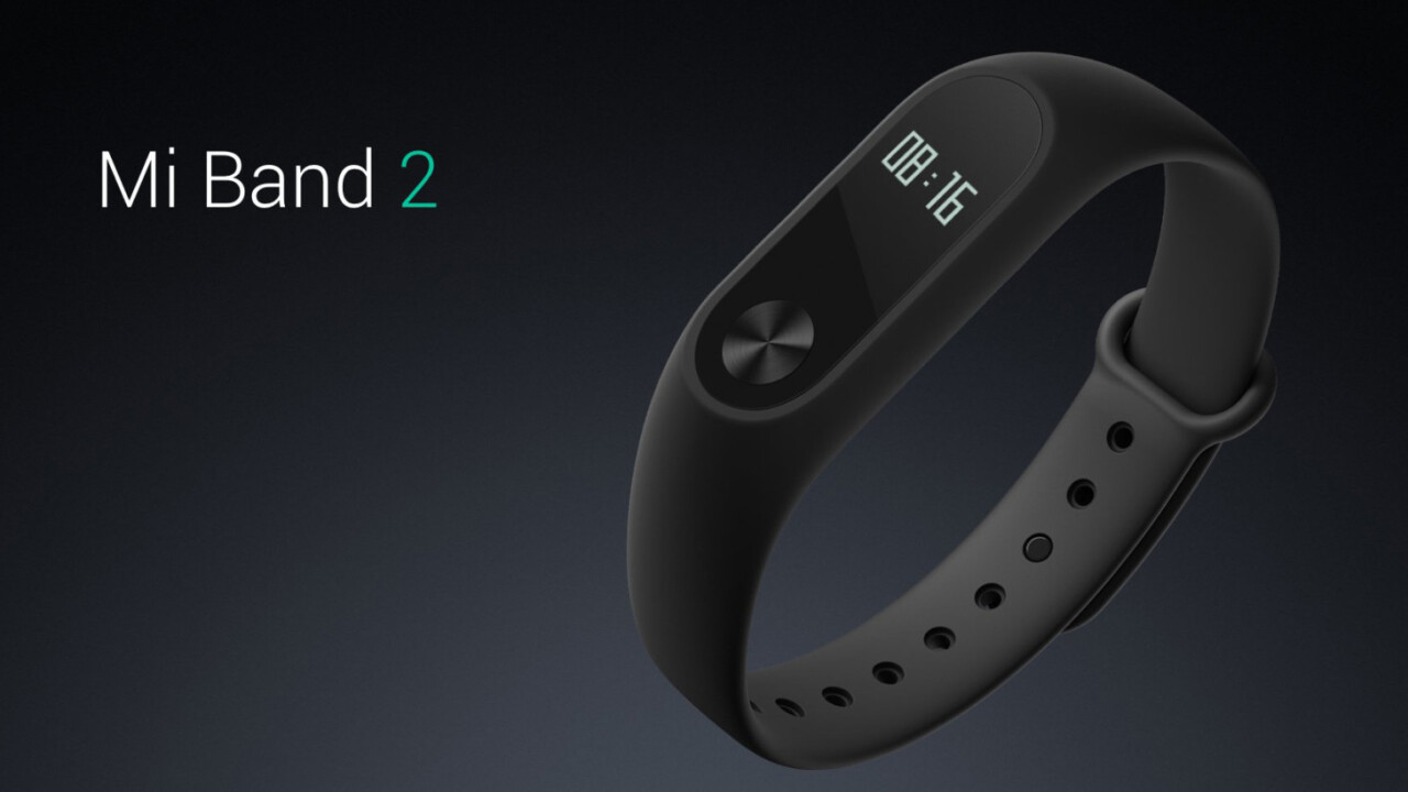 This Xiaomi fitness tracker doesn't seem to work on black people