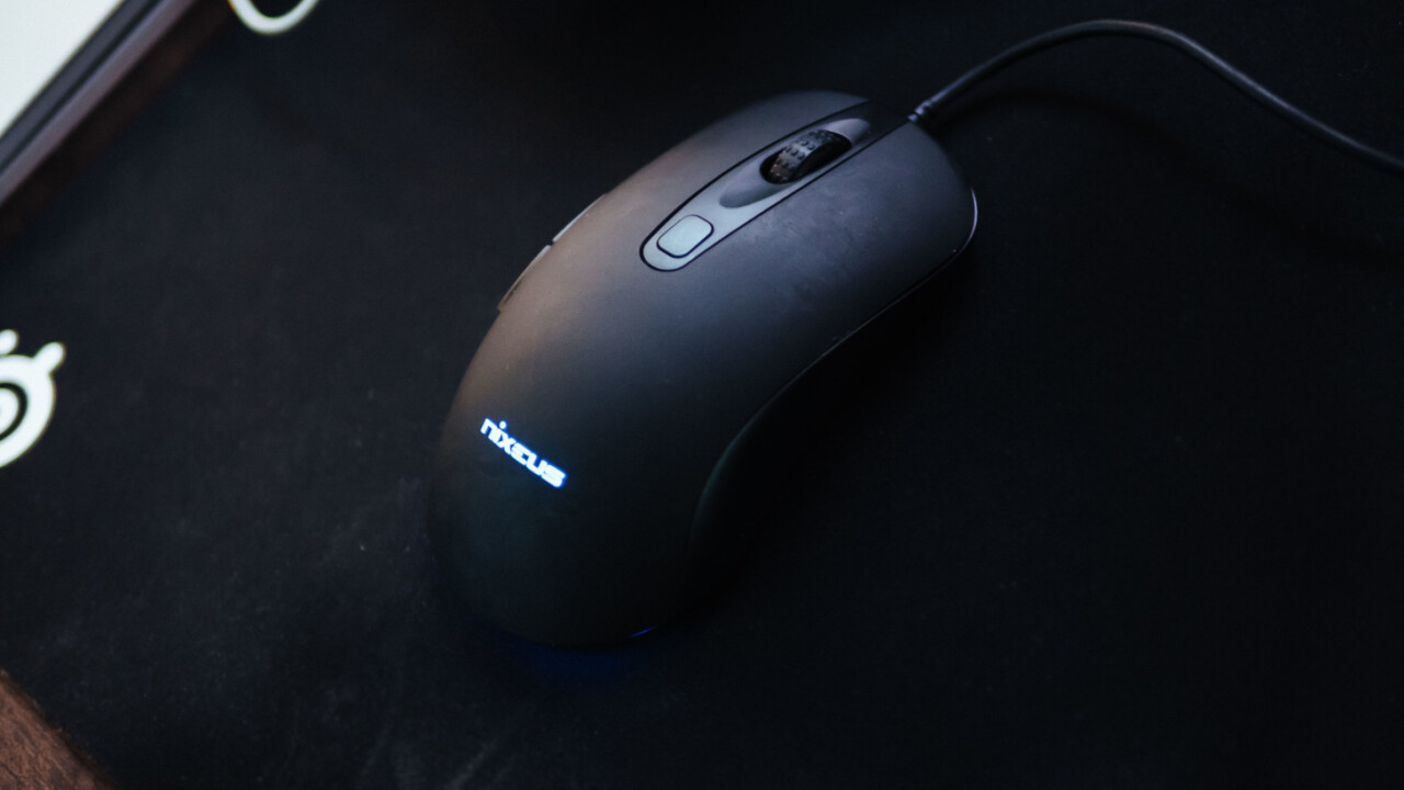 Review: The Nixeus Revel mouse brings you pro performance on the cheap