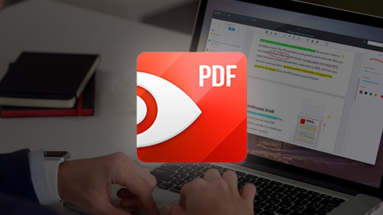 Mac users, rejoice! This award-winning app takes the pain out of editing PDFs (50% off)