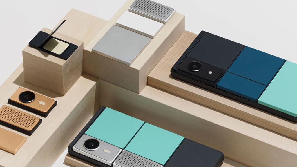 Google has canceled its Project Ara plans to build modular smartphones