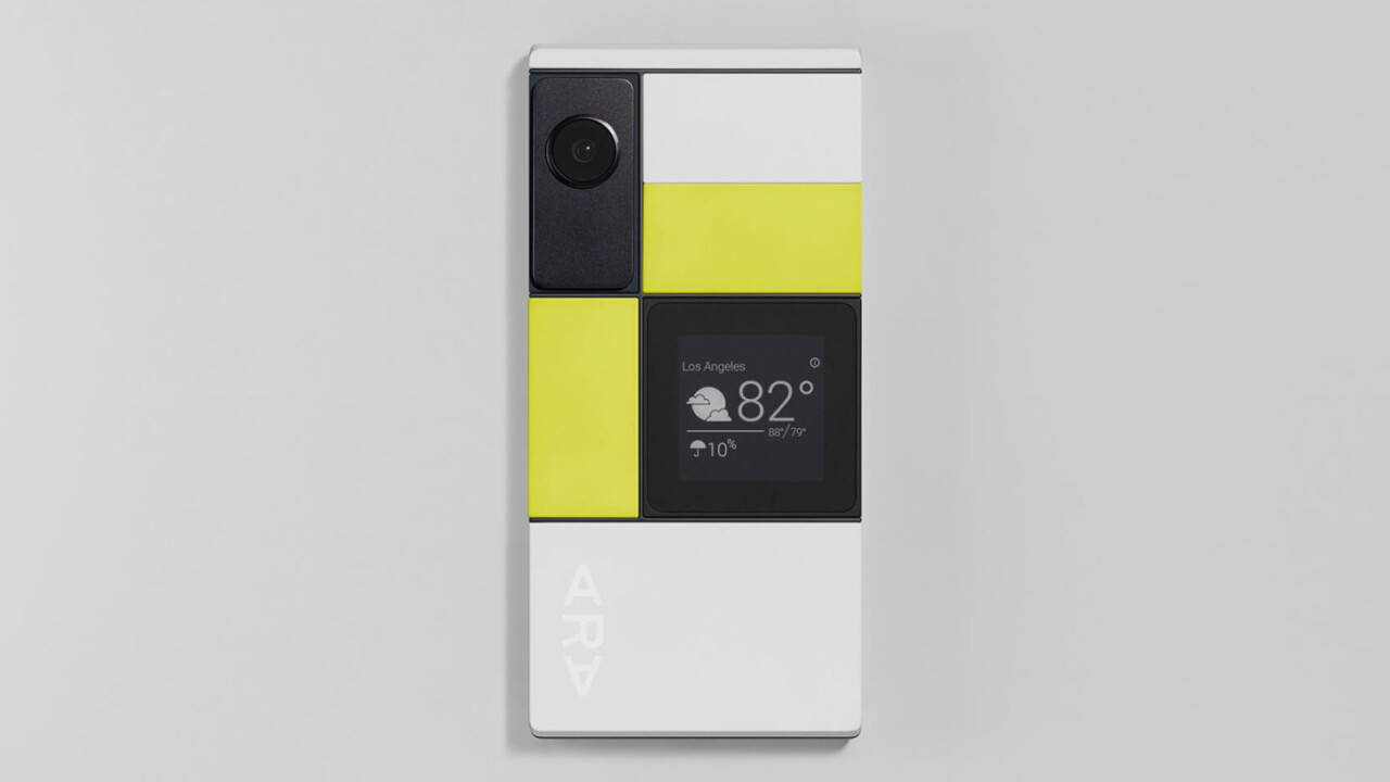 Let's just admit Google's Project Ara was a terrible idea and move on