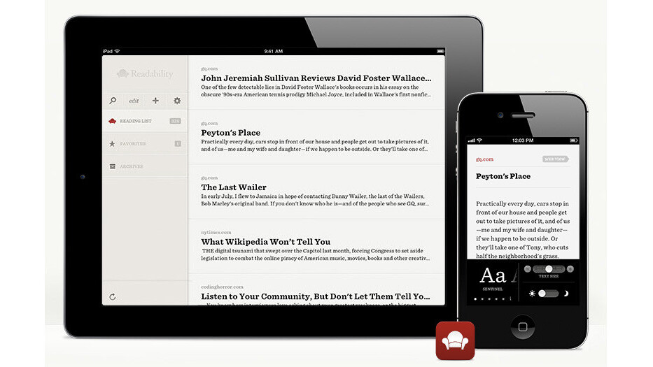 Readability is shutting down its read-later service this month