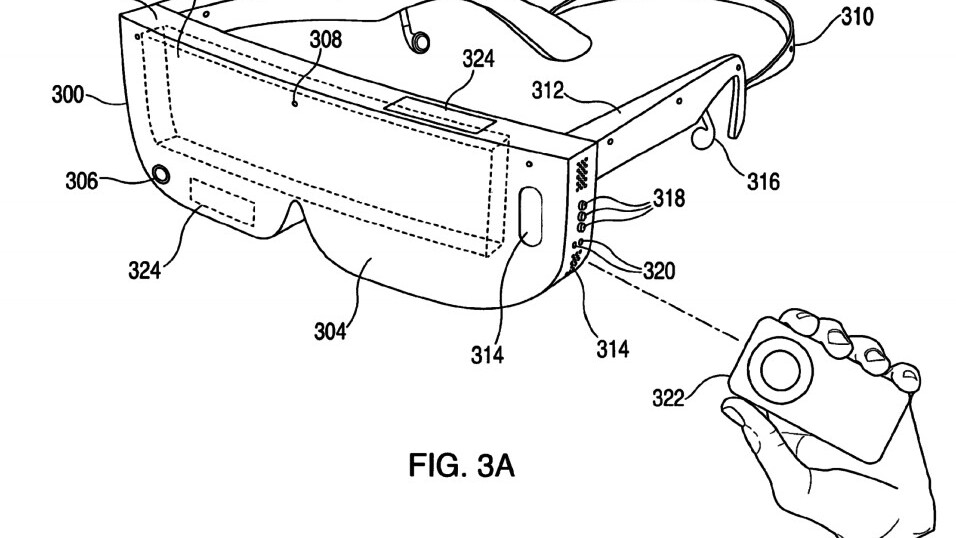 Newly awarded patent teases Apple's VR aspirations