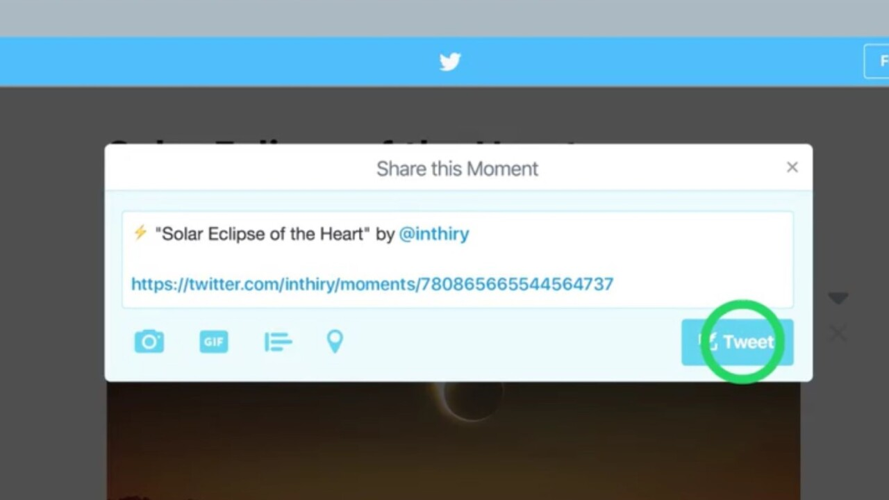 Twitter now lets anyone create Moments about anything