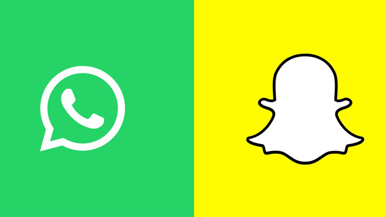 WhatsApp's new camera features 'borrow' from everyone's favorite lender: Snapchat