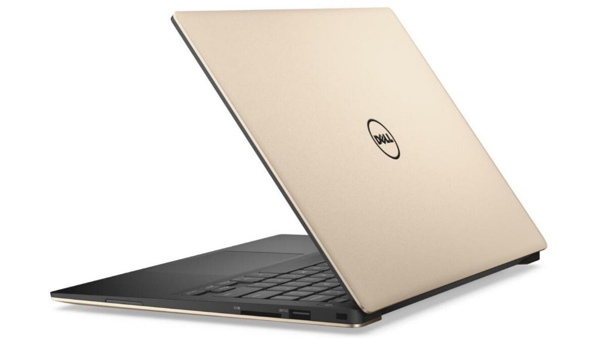 Dell refreshes its best laptop with faster chips… and rose gold