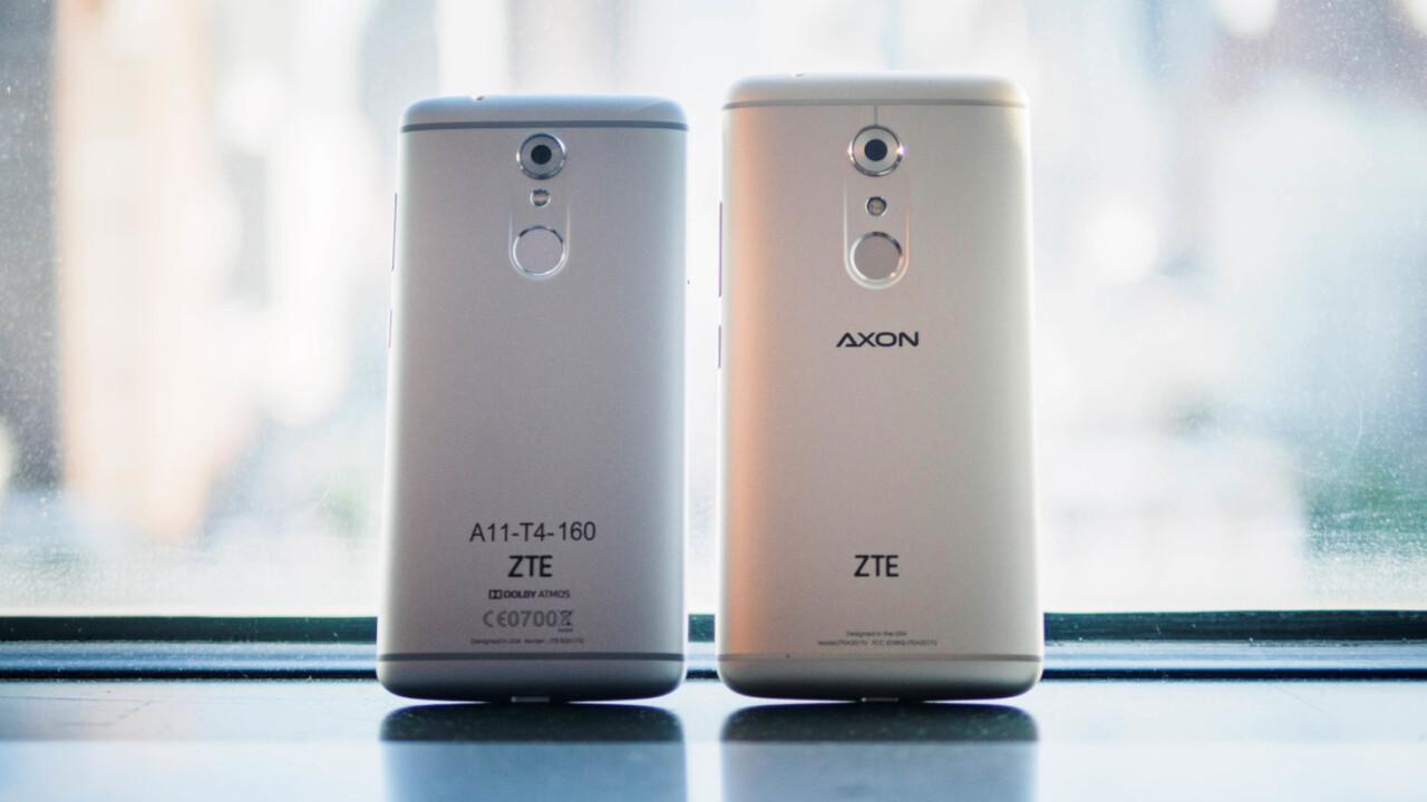 Hands-on: ZTE's smaller, cheaper Axon 7 Mini downgrades the specs, but you won't notice