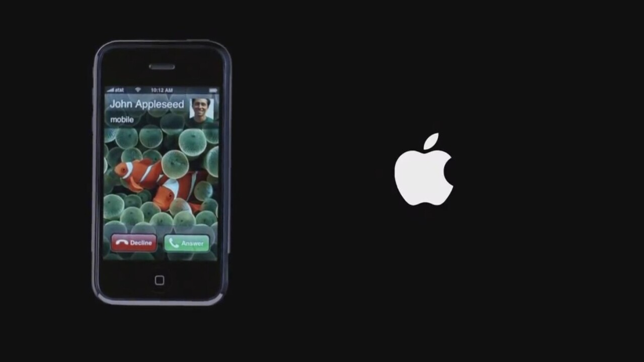 Nine years later, there's still something magical about an iPhone launch