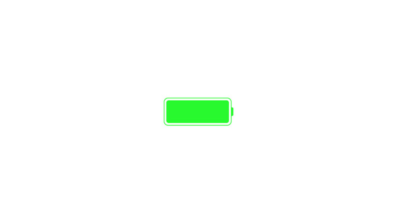 Why hiding my phone's battery percentage made my life better