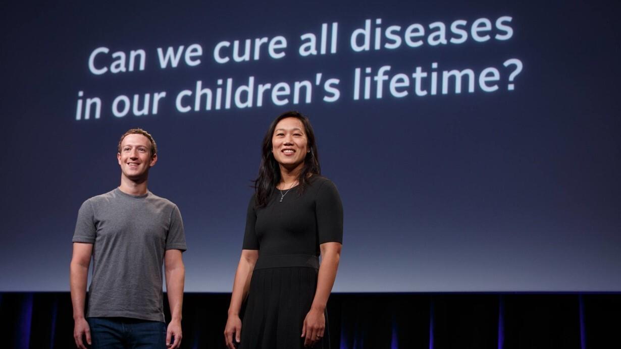 Chan Zuckerberg initiative pledges $3B to wipe out disease