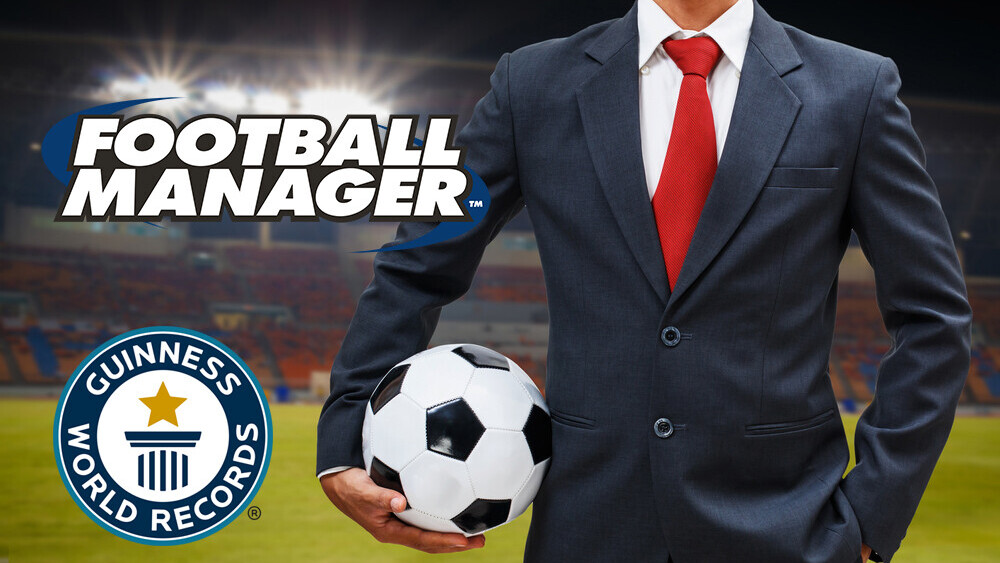 Tireless gamer sets a Guinness World Record for the longest Football Manager game
