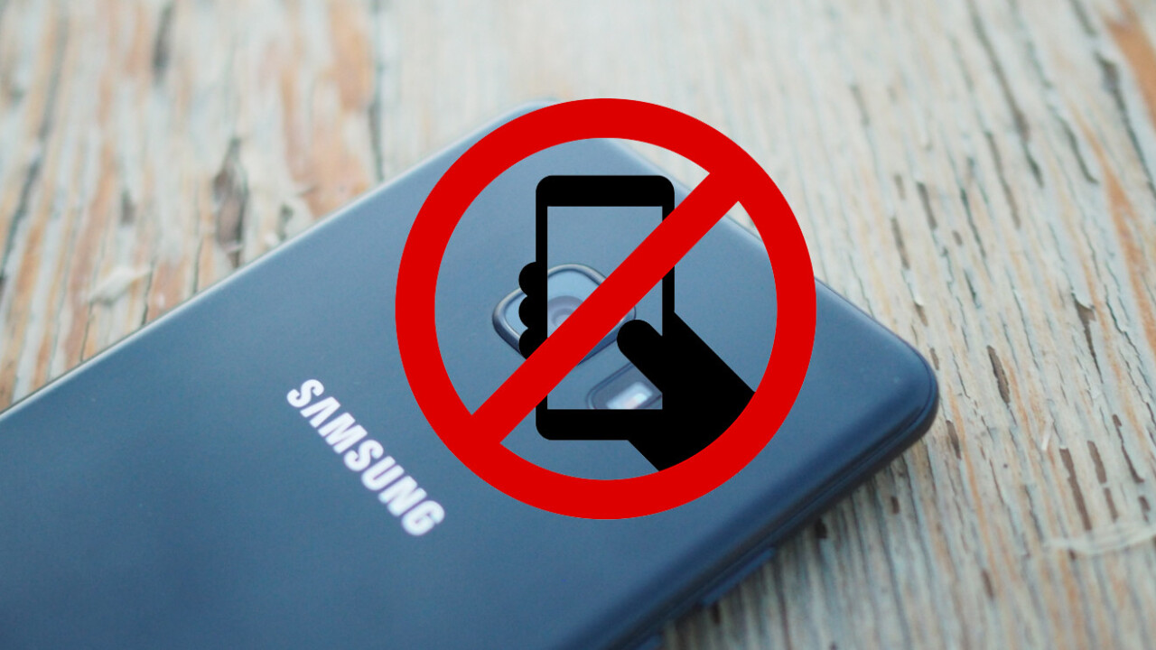 Airlines are warning passengers not to use Samsung Galaxy Note 7 on board