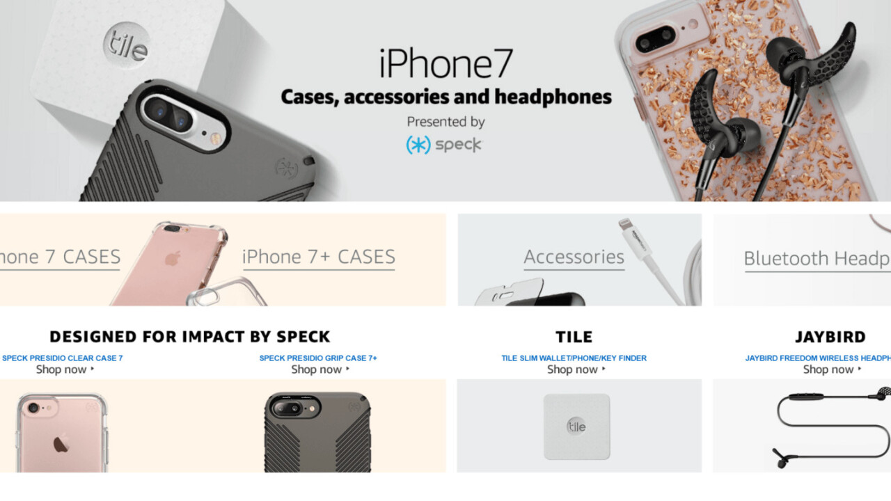 Amazon just confirmed the dual-camera iPhone 7