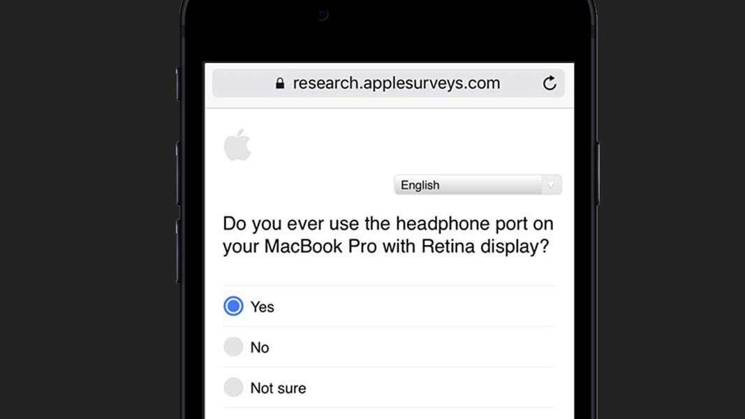 Apple may kill the headphone jack on the MacBook Pro
