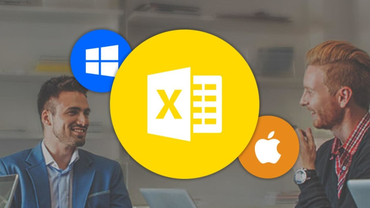 4 courses that will turn you into a Microsoft Excel whiz (89% off)