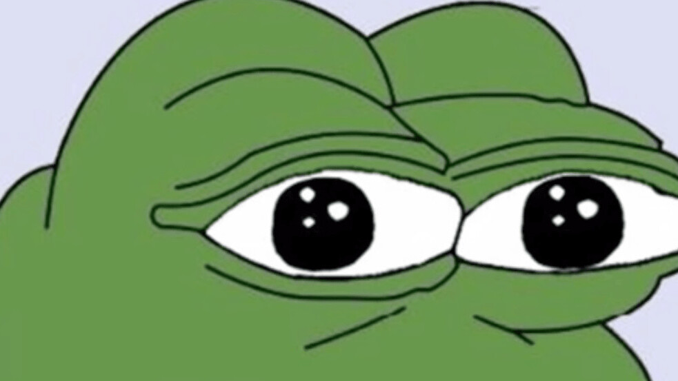Clinton campaign calls out Pepe the Frog and dear god when does this election end