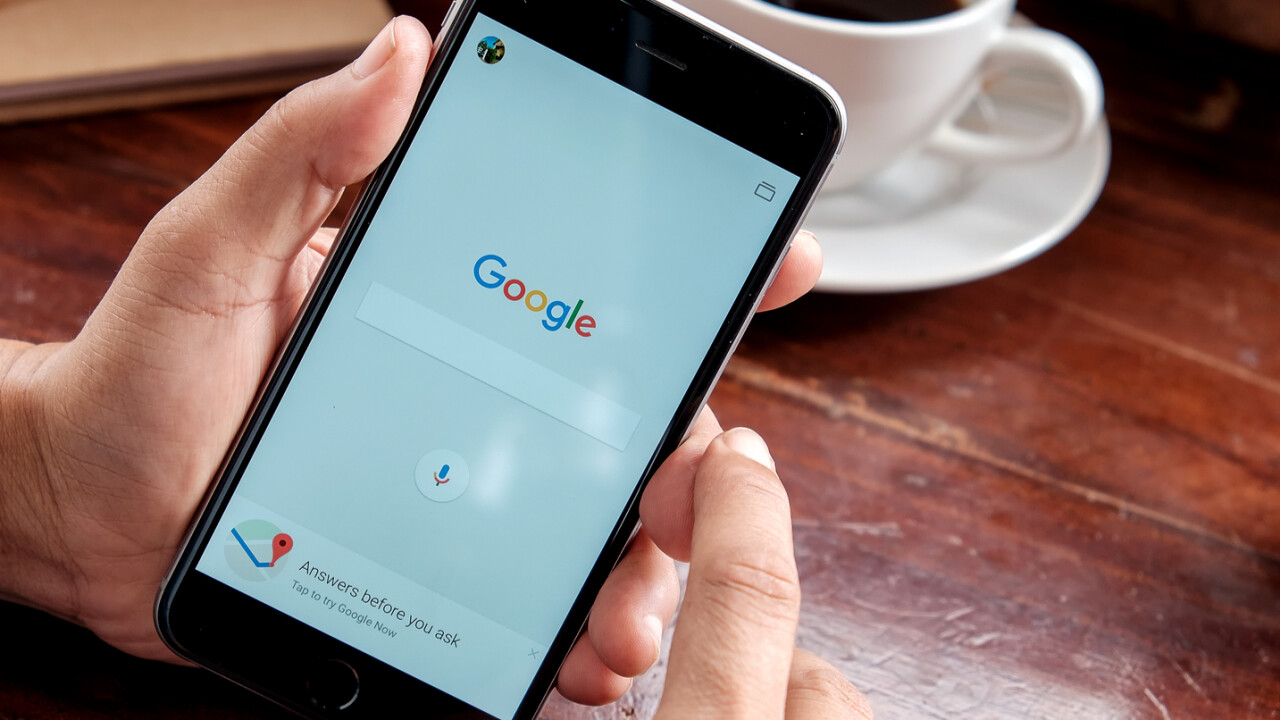 Google's Search app for iOS now has an Incognito mode