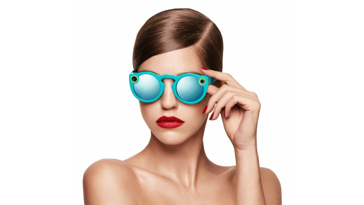 Counter-Counterpoint: Spectacles are cool, but I wish Snapchat was more ambitious