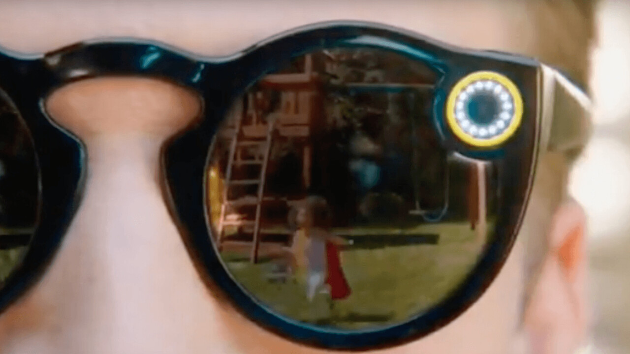 Leaked video could offer details on Snapchat's secret glasses project [Update: They're official!]