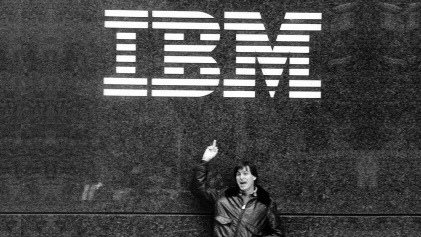 You can buy the jacket Steve Jobs wore when he flipped off IBM for $4,000 right now