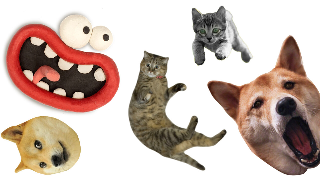 Check out these 5 ridiculous iMessage sticker packs for iOS 10