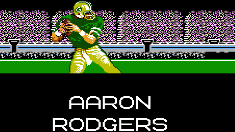 Modders updated Tecmo Super Bowl with current NFL rosters and it's amazing