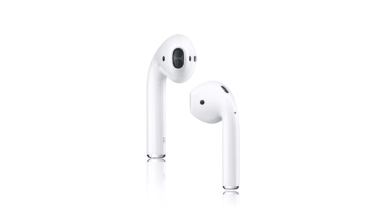 Enter to win two sets of Apple Airpod earphones ($318 value)
