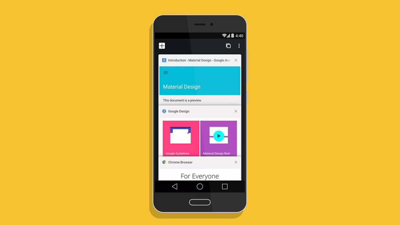 Chrome Canary arrives on Android with daily builds for hardcore browser geeks