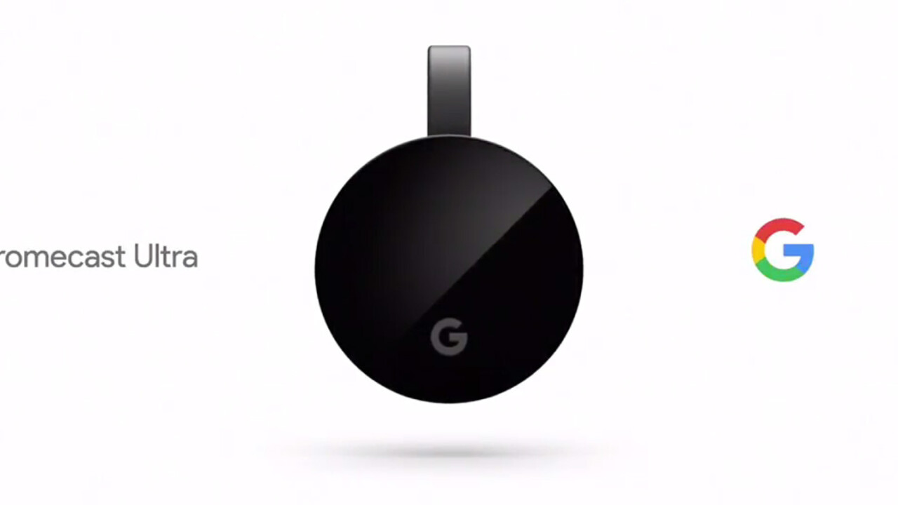 Stadia users report overheating issues with bundled Chromecast Ultra