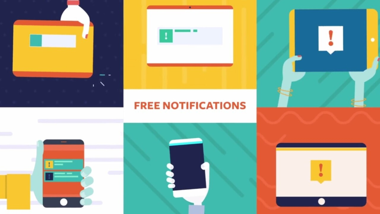 Facebook Analytics for Apps brings push notifications to all businesses