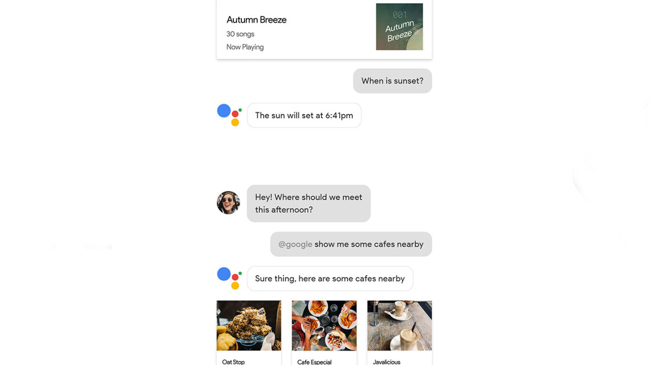 Google Assistant isn't coming to Android 7.1 – unless you own a Pixel