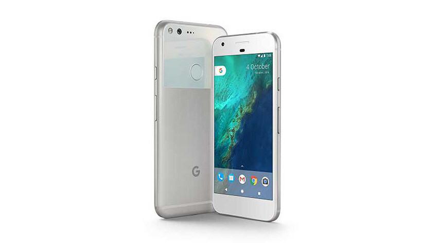 Google Pixel smartphones leaked by Carphone Warehouse