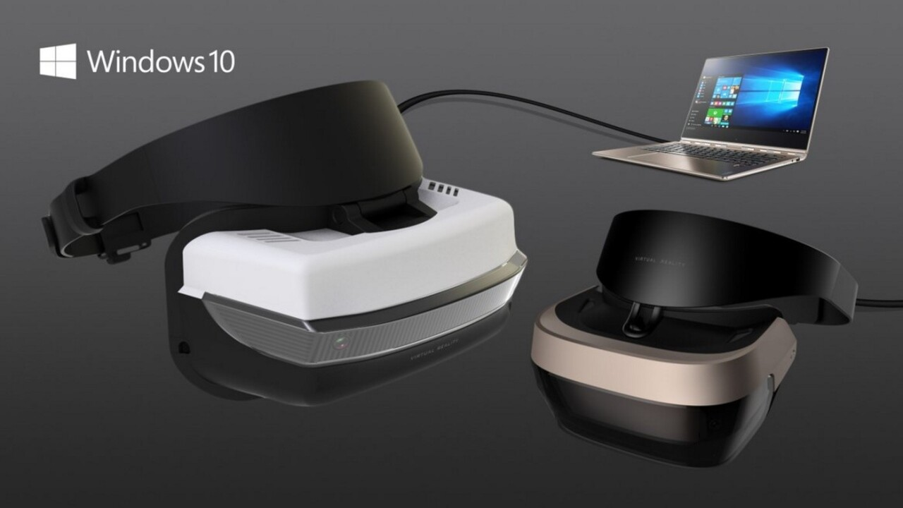 Microsoft gets serious about VR with headsets starting at $299
