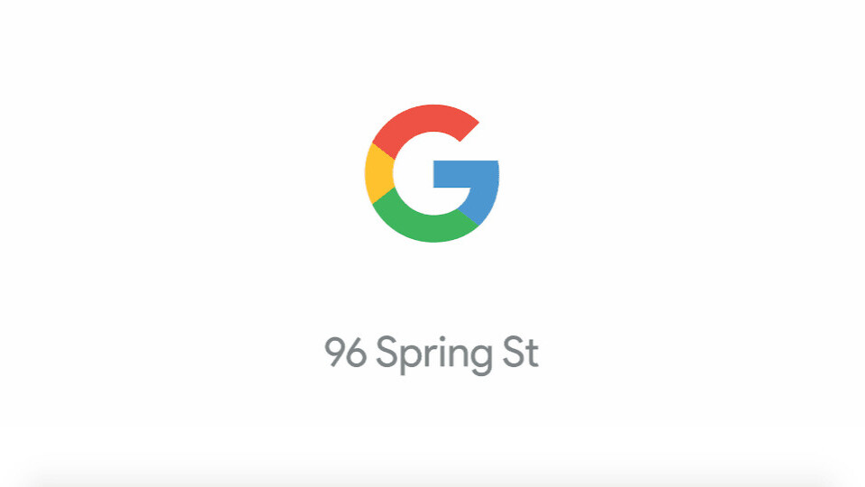 MadeByGoogle store to open in Lower Manhattan