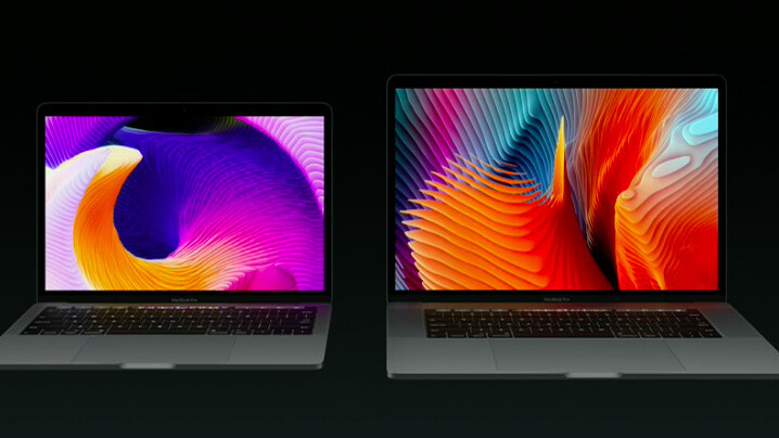Everything Apple announced at its MacBook Pro event