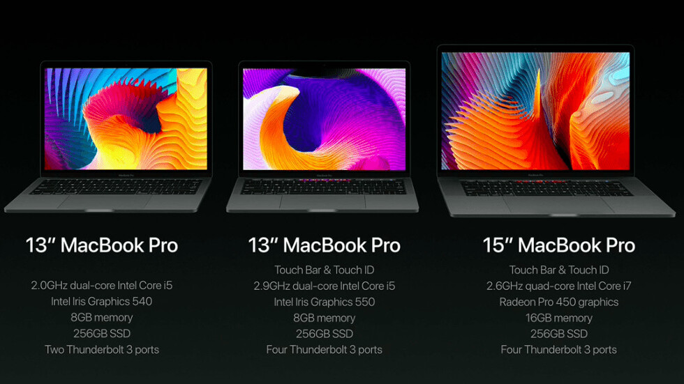 Apple just killed the MacBook air with a cheaper MacBook Pro