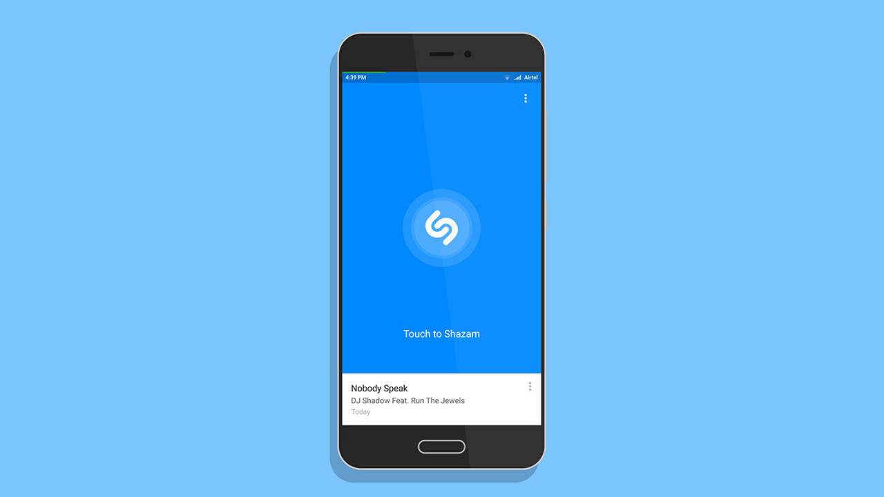 Shazam's new Lite app for Android is faster at IDing songs than anything else out there