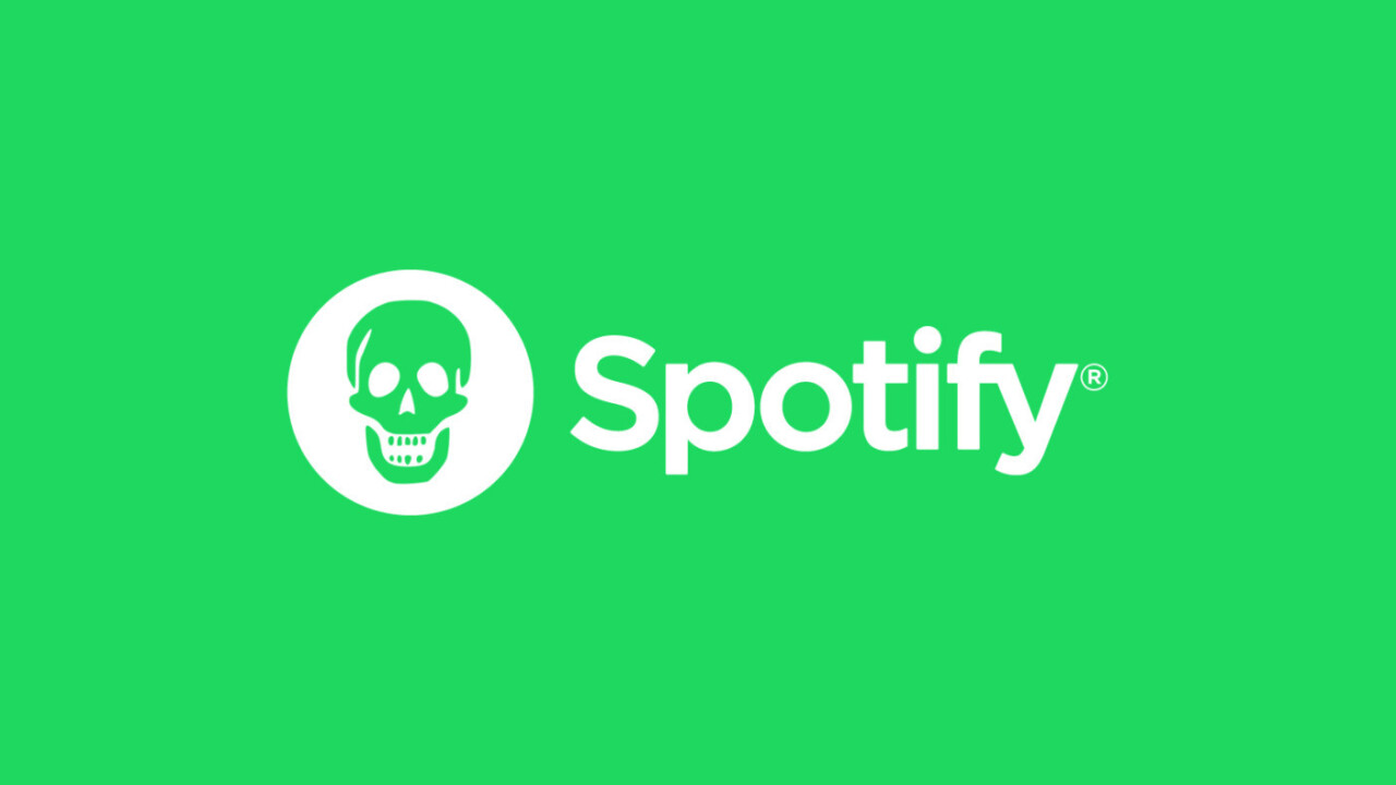 Spotify is serving malware-infested ads to its users [Update]