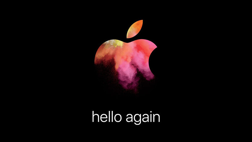 Apple confirms October 27 event that could unveil new MacBook Pro