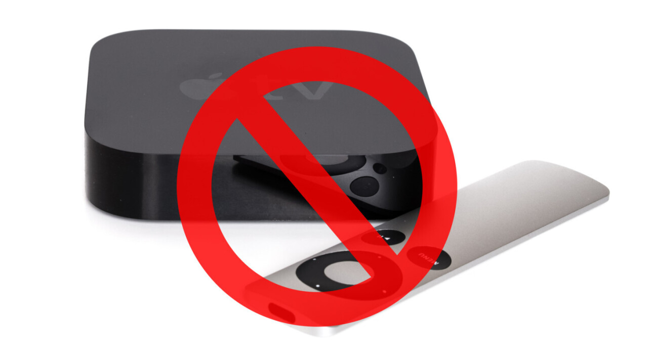 Apple is putting the kibosh on its third-generation Apple TV