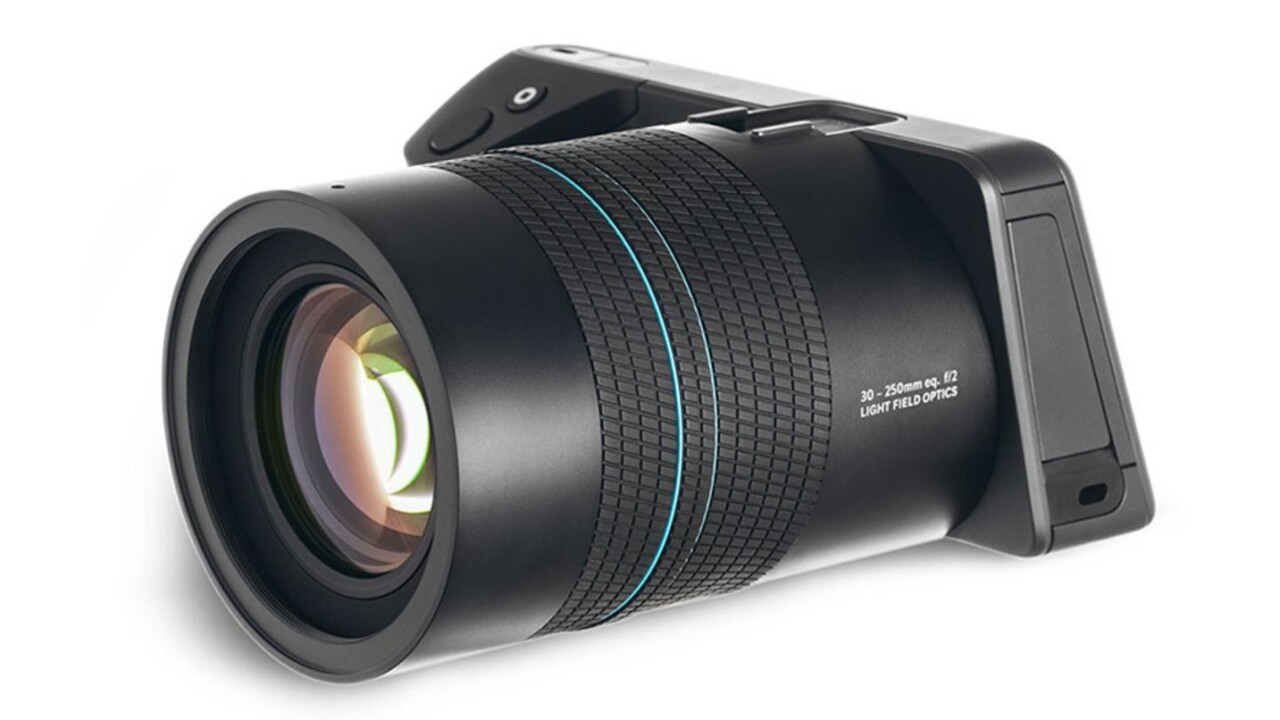 You can get the Lytro Illum camera at its lowest price ever — but only for the next 24 hours