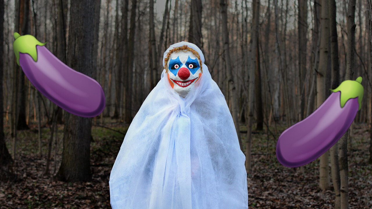 Pornhub reveals huge increase in clown porn searches after scary sightings