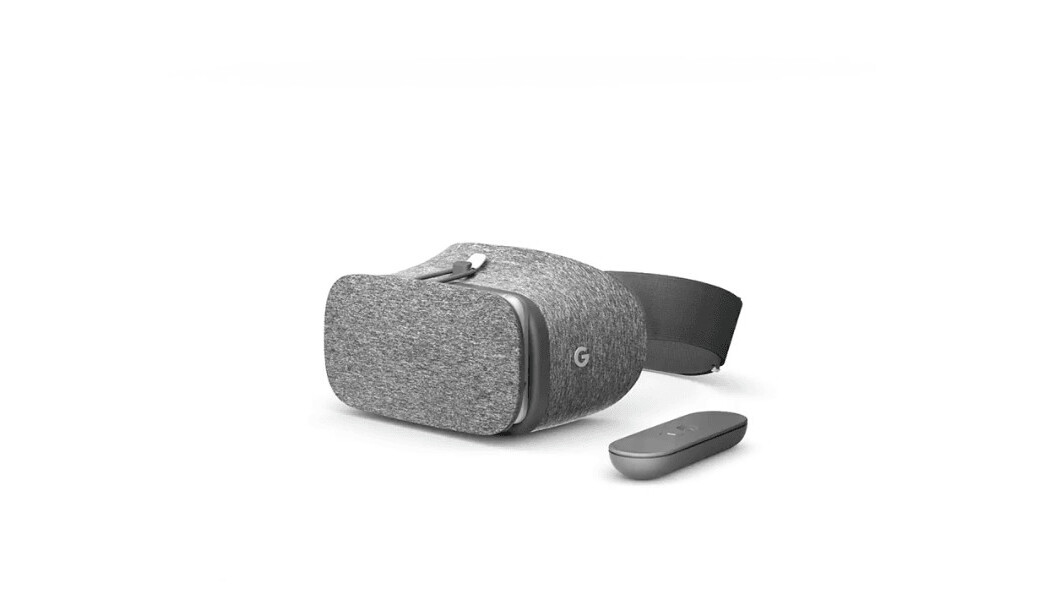 Google unveils Daydream View VR headset in three different colors