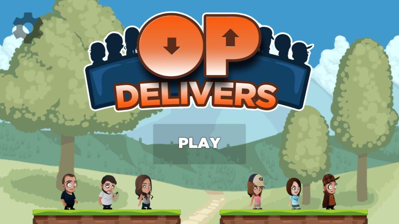 OP Delivers is a delightful 2D platformer inspired by Reddit's culture