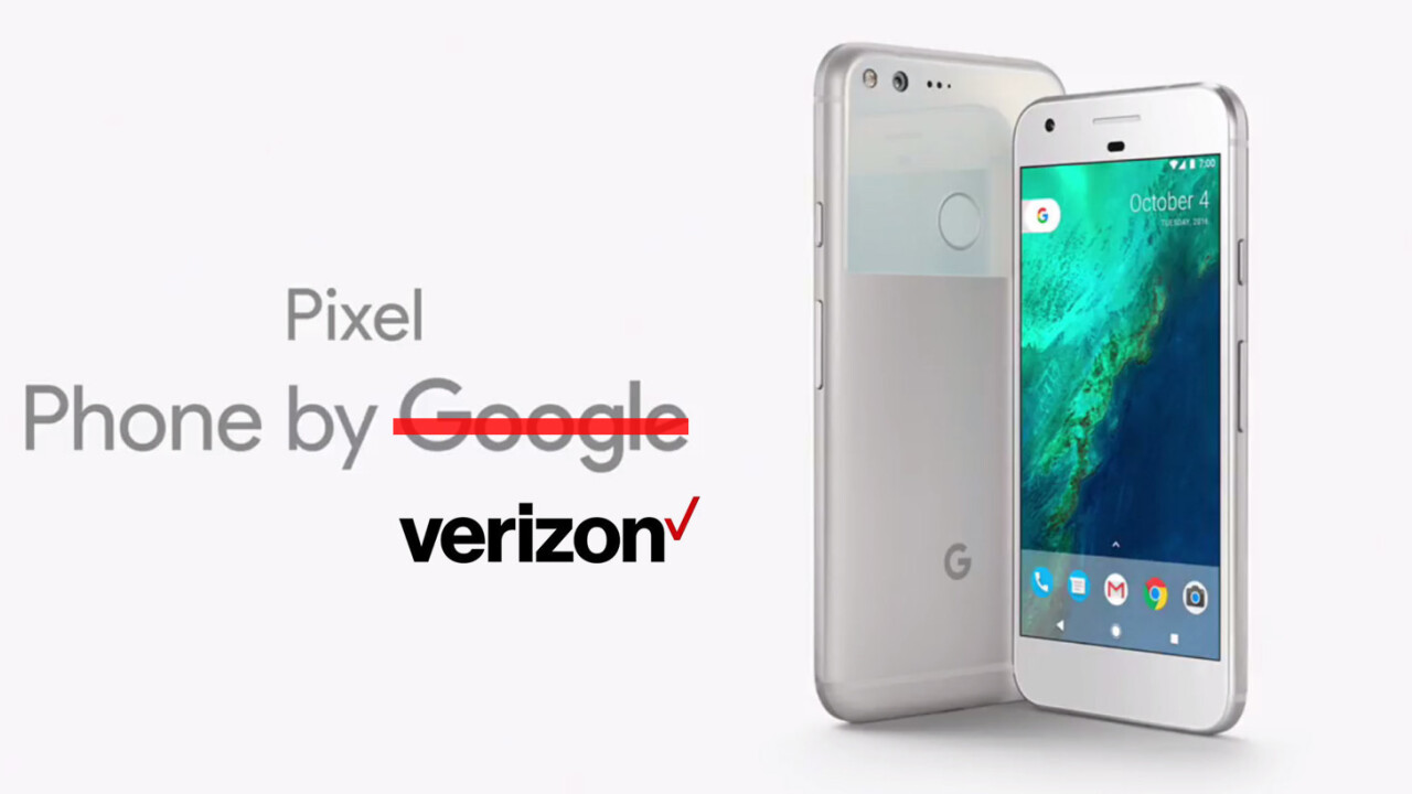 Verizon promises it won't screw up Google Pixel phone updates