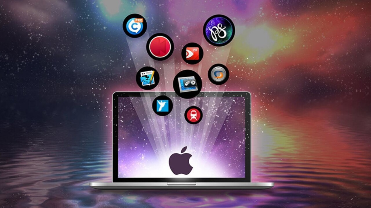 For one day only, we're dropping the price on the Black Friday Mac Bundle to its lowest ever